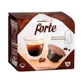 Cafe capsula fuerte