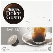 Café Espresso Barista arábica y robusta intensidad 9