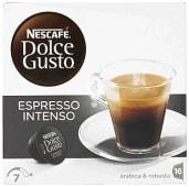 Nescafé Dolce Gusto Café Cápsulas Espresso Intenso