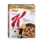 Cereales con chocolate suizo negro, bajos en calorías special K