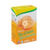 Galleta maria sin gluten y sin lactosa