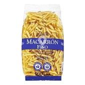 Macarron fino pasta