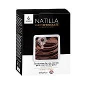 Natilla polvo sabor chocolate con pepitas (sustitutivo de una comida para control de peso)