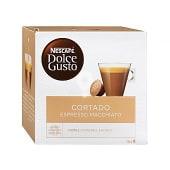 Café cortado espresso macchiato