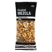 Cocktail mezcladitos (maiz,cacahuetes mondados,pasas,garbanzos)