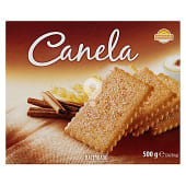 Galleta canela