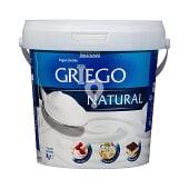 Yogur griego natural