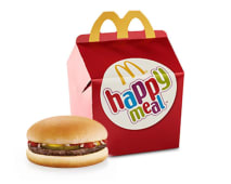 Happy Meal® Hamburger
