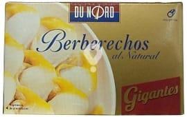 Berberechos natural xl (20/30 piezas)