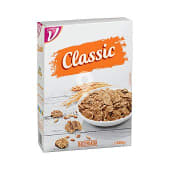 Cereal copos arroz trigo integral