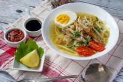 SOTO AYAM - Indonesia