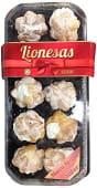 Lionesas nata pasteleria congelada