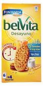 Galleta belvita desayuno