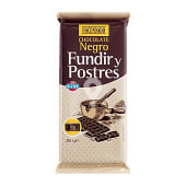 Chocolate fundir postres extrafino fondant