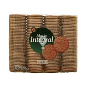 Galleta maria integral fibra