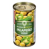 Aceituna rellena jalapeño (picante)