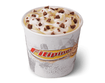 McFlurry® Filipinos chocolate blanco