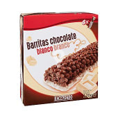 Barrita cereales chocolate leche (base blanca)