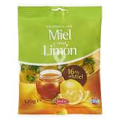 Caramelo miel limón
