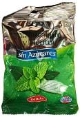 Caramelo sin azúcar mentol eucaliptus