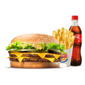 Menú Big King® XXL