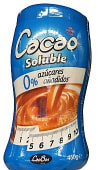 CACAO SOLUBLE 0% AZUCARES AÑADIDOS