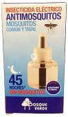 Insecticida electrico liquido recambio mosquitos