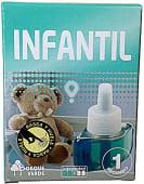 Ambientador eléctrico recambio aroma infantil