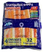 Tronquitos de surimi Pescanova ultracongelados