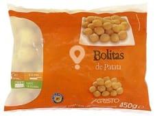 Patatas congeladas bolitas