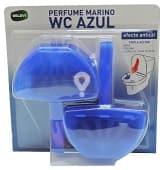 Block taza wc completo agua azul marino ( colorea el agua )