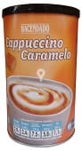 Cafe soluble cappuccino caramelo