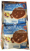 Tortita arroz chocolate