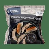 Gyozas de pollo y black fungus 250g