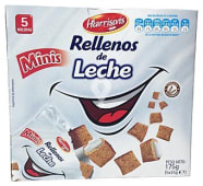 Cereal relleno leche mini