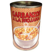 Garbanzo riojana (chorizo)