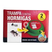 Trampas cebo hormigas