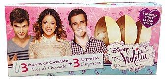 Huevo chocolate sorpresa dibujo
