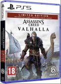 Assassin's Creed Valhalla - Limited Edition PS5