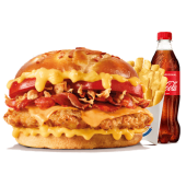 Menu Duo Bacon Cheddar Tendercrisp®