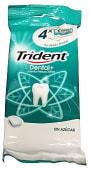Chicle dental grageas sin azúcar sabor menta fresca