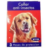 Collar perro insecticida