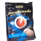 Cafe capsula (compatible con cafetera sistema senseo) expresso descafeinado