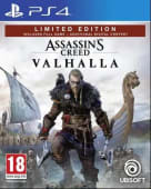 Assassin's Creed Valhalla - Limited Edition PS4
