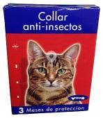 Collar gato insecticida
