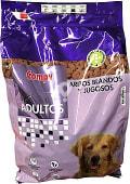 Comida perro seca aritos blandos adulto razas medianas y grandes