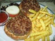 Американський класичний бургер