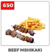Beef Mshikaki