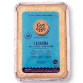 Lasagna Pollo, Tocino y Champignones Capo Di Pasta 1Kg