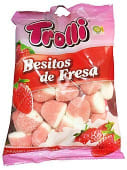 Golosinas fresa (besitos de fresa)